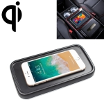 Car Qi Standard Wireless Charger 10W Quick Charging for Honda Elysion Rear Seats 2016-2019, Left Driving