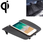 Car Qi Standard Wireless Charger 10W Quick Charging for Mazda 3 Low-level Configuration 2015-2018, Left Driving