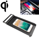 Car Qi Standard Wireless Charger 10W Quick Charging for Volvo S60 2014-2019, Left Driving