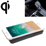Car Qi Standard Wireless Charger 10W Quick Charging for Hyundai IONIQ 2016-2019, Left Driving