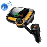 1.77 Color Screen Car MP3 Bluetooth Player FM Transmitter QC3.0 Fast Charger