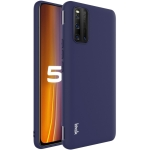 For Vivo iQOO 3 IMAK UC-1 Series Shockproof Frosted TPU Protective Case(Blue)
