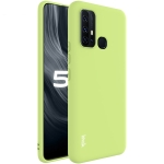 For Vivo Z6 5G IMAK UC-1 Series Shockproof Frosted TPU Protective Case(Green)