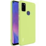 For Samsung Galaxy M51 IMAK UC-1 Series Shockproof Frosted TPU Protective Case(Green)