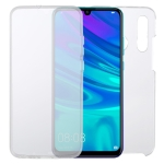 For Huawei P Smart+ 2019 PC+TPU Ultra-Thin Double-Sided All-Inclusive Transparent Case