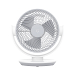Original Xiaomi Mijia DC Frequency Conversion Circulating Fan Desktop Electric Fan (White)