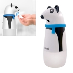 Uwink Cute Animal Cartoon Style Desktop ABS Plastic Automatic Induction Foam Soap Dispenser (Panda)