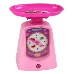 Mini Electronic Scale Pretend Play Children Simulation Appliances Toys