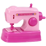 Mini Sewing Machine Pretend Play Children Simulation Appliances Toys