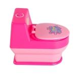 Mini Toilet Pretend Play Children Simulation Appliances Toys