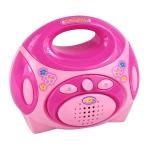 Mini Radio Pretend Play Children Simulation Appliances Toys