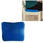 Summer TPE Honeycomb Cool Breathable Chair Cushion Car Office Seat Cushion, Size: 40 x 33 x 4cm