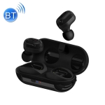 TWS-N9 Bluetooth 5.0 Mini Binaural True Wireless Stereo Sports Bluetooth Earphone with Charging Box (Black)
