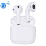 Pro 4 TWS Touch Bluetooth 5.0 Wireless Stereo Bluetooth Earphone with Charging Box, Support Siri & Call & Rename Positioning