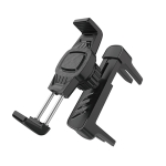 Hoco Ruijia Round Air Outlet Car Holder (Black)