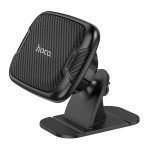 Hoco Sagitar Series Central Console Magnetic Car Holder (Black)
