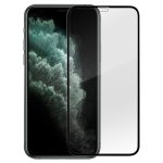 MOMAX For iPhone 11 Pro Max 0.2mm 3D Soft Edge Full Sreen Tempered Glass Film
