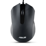 ASUS AE-01 Lightweight Design Office Wired Mouse (Black)