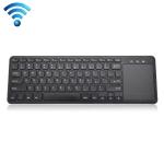 Ultrathin 78 Keys 2.4G Bluetooth Wireless Keyboard with Touchpad