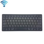 K09 Ultrathin 78 Keys Bluetooth 3.0 Wireless Keyboard (Black)