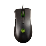 Lenovo M23 Programmable E-sports Games Wired Mouse(Black)