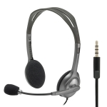 Logitech H111 3.5mm Plug Music Voice Stereo Headset with Microphone