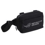 ASUS ROG BC1001 Simple Design Adjustable Crossbody Bag(Black)
