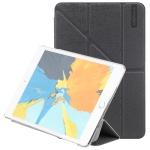 MOMAX For iPad mini (2019) PC + PU Horizontal Flip Leather Case with Holder & Sleep / Wake-up Function(Black)
