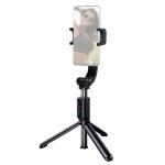 Baseus SULH-01 Lovely Uniaxial Bluetooth Folding Stand Selfie Stabilizer, Maximum Stretch Length: 80cm(Black)