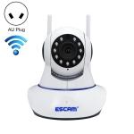 ESCAM G01 1080P P2P Indoor WiFi IP Camera, Support TF Card / PT / Night Vision / Onvif, AU Plug