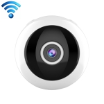 W8 1080P WiFi Mini Camera Baby Monitor, Support 150 Degrees Wide Angle & Motion Detection & Infrared Night Vision & Mobile APP Control