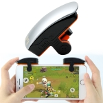 M01 Right-handed Version One-button Continuous-shooting Physical Connection Mobile Phone Game Button for Mobile Phones within The Thickness of 6.76-11.25mm