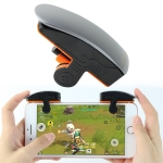 M01 Left-handed Version One-button Continuous-shooting Physical Connection Mobile Phone Game Button for Mobile Phones within The Thickness of 6.76-11.25mm