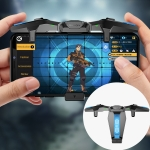 GameSir F4 Foldable Eagle Wing Shaped Physical Direct Connect Capacitor Gamepad Compatible with IOS & Android System Devices