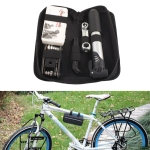 Bicycle Repair Tools Bike Tire Kit Bicycle Pump Puncture Repair Tool Bag