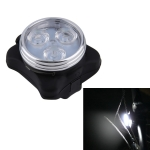 COB Lamp Bead 160LM White Light USB Charging Four-speed Waterproof Bicycle Headlight / Taillight Set