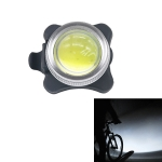 COB Lamp Bead 160LM USB Charging Four-speed Waterproof Bicycle Headlight / Taillight Set,  White Light No-polarized Dimming 650MA