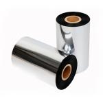 2 PCS Wax-based Printer Coated Paper Barcode Ribbon, Size: 8cmx300m