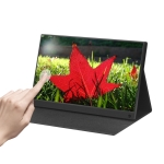 15.6 inch 1080P 178 Degree Wide Angle HD Portable Touch IPS LED Display Monitor