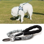 1615 Medium and Large Dogs Leashes Dog Chest Straps Pet Supplies, Length: 120-150cm