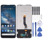 LCD Screen and Digitizer Full Assembly for Nokia 8.3