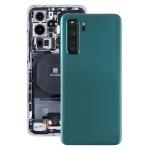 Original Battery Back Cover with Camera Lens Cover for Huawei P40 Lite 5G / Nova 7 SE(Green)