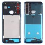 Middle Frame Bezel Plate for OPPO Realme 5(Blue)