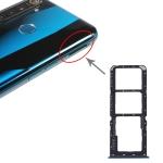 SIM Card Tray + SIM Card Tray + Micro SD Card Tray for OPPO Realme 5 Pro / Q (Green)