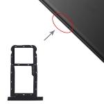 SIM Card Tray + Micro SD Card Tray for Huawei Honor Pad 5 10.1 AGS2-AL00HN (Black)