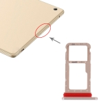 SIM Card Tray + Micro SD Card Tray for Huawei Honor Waterplay (Gold)