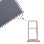 SIM Card Tray + Micro SD Card Tray for Huawei MediaPad M5 Lite 8 (Gold)