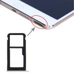 SIM Card Tray + Micro SD Card Tray for Huawei MediaPad M3 8.4 (4G Version) (Gold)