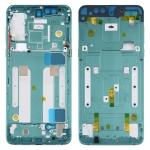 Original Middle Frame Bezel Plate for Xiaomi Mi Mix 3 (Green)