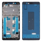 Middle Frame Bezel Plate for Nokia 5.1 TA+1061 TA-1075 TA-1076 TA-1088 TA-1081 (Black)